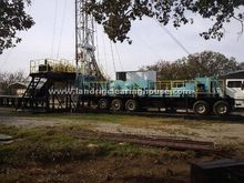 2008 Moor Carrier Mounted Drill