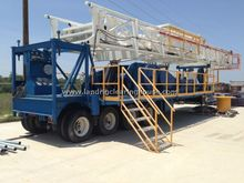 Skytop Brewster TR800 Drilling