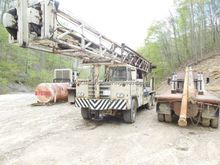 Ingersoll Rand T4W Drilling Rig