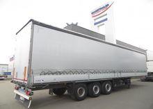 2013 Schmitz SCS BS Lifting Axl