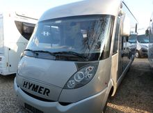 2009 Hymer B-Klasse 674