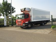 2012 Scania P280 6x2 4 carrier