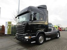 2014 Scania R520highline stream