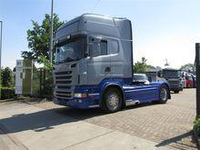 2013 Scania R500 topline superc