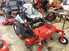2015 Exmark LZX801KA606SS Lawn