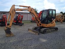 2012 Case CX55B Mini digger