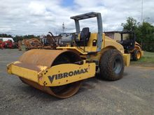 2005 Vibromax VM116D Single dru
