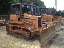 Case 850H WT Track bulldozers