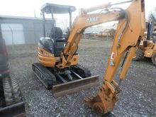 2014 Case CX27B Mini digger