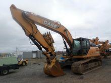 2012 Case CX300C Track excavato