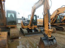 2016 Case CX80C Track excavator