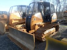 2016 Case 650L LGP Track bulldo