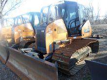 2014 Case 750M WT Track bulldoz