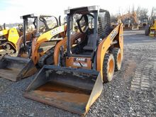 2015 Case SR160 Skid Steer Load