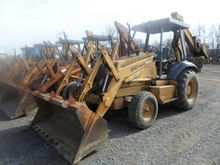 1997 Case 580SL Rigid Backhoes