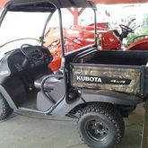 Used 2012 KUBOTA RTV