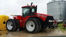 2011 CASE IH STEIGER 350 HD