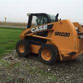 2011 CASE IH SR220