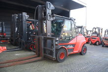 Used 2010 LINDE H80/