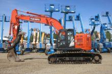 Used Hitachi ZX245 Excavator for sale | Machinio