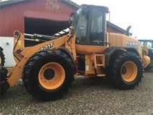 2015 Case 721F 5speed and with