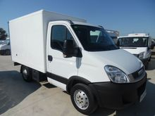 2010 IVECO DAILY 2.3 PAQUETERO