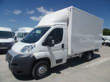 2013 FIAT DUCATO 2.3 CHASIS PAQ