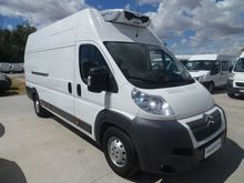 2013 CITROEN JUMPER HEAVY L4H3