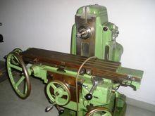 Used 1962 Tool Milli