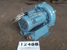 E G AND G ROTON VACUUM PUMP
