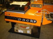 MINI PACK L SEALER, MODEL FM76,