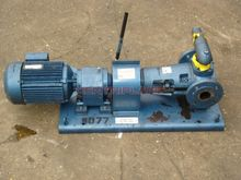 SIHI CAST IRON PUMP, 3 KW, 2in