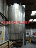 22, 000 LITRE STAINLESS STEEL M