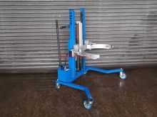 MOBILE HYDRAULIC DRUM LIFTER