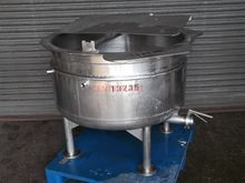 GIUSTI 450 LITRE OPEN TOP STEAM