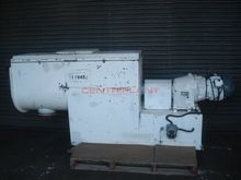 GARDNER MILD STEEL TROUGH MIXER