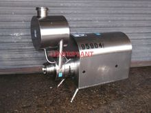 MDM STAINLESS STEEL PUMP WITH A