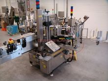 PAGO BACK AND FRONT LABELLER ,