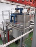 7,000 LITRE STEAM JACKETED MIXI