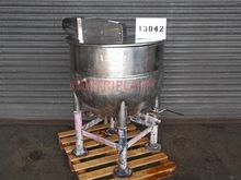Used 200LTR STEAM JA