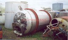 8100 LTR HORIZONTAL ST/ST TANK
