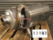APV PUMA STAINLESS STEEL PUMP,