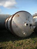 30,000 LITRE STAINLESS STEEL TA
