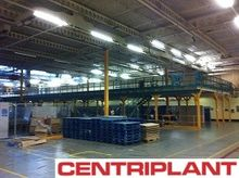 385 M/SQ STEEL MEZZANINE FLOOR