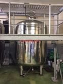 6,500 LITRE STAINLESS STEEL CHI