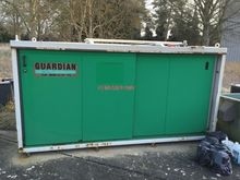 GUARDIAN TWO PALLET BUNDED STOR