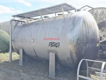 22,000 LITRE STAINLESS STEEL HO