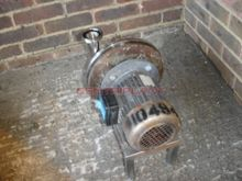 HILGE STAINLESS STEEL PUMP 1.5i
