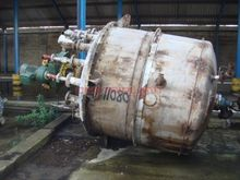 3,800 LITRE STAINLESS STEEL  TA