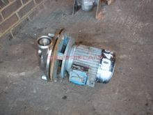 Used HILGE STAINLESS